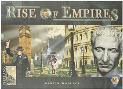 Mayfair Games Rise Of Empires Board Game