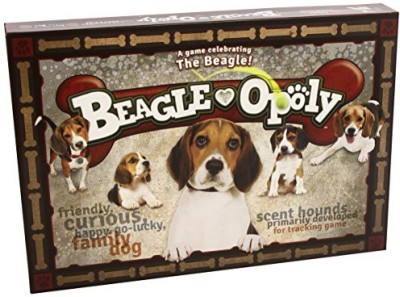 Late for the Sky beagleopoly Board Game