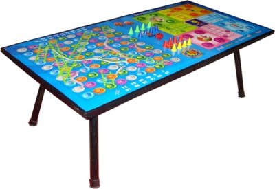 Krasla Novelty Mart Multipurpose Laminated Laptop Table Board Game