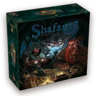 Asmodee Shafausa Board Game