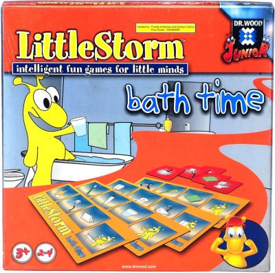 Dr. Woods Bath Time Board Game
