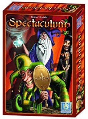 R & R Games spectaculum Board Game