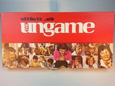 Ungame The 1975 Board Game