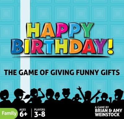 North Star Games Happy Birthday Board Game