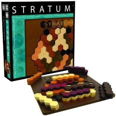 Family Games Stratum Board Game