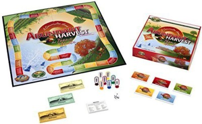 Harvest Time Abundant Harvest For Teens And Adults Board Game