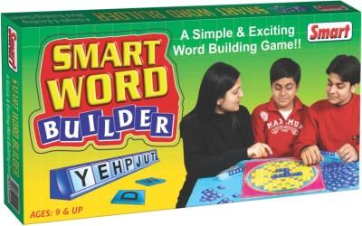 Smart Smart Word Builder Board Game