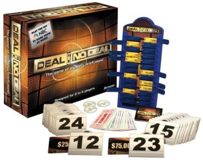 Pressman Toy Deal Or No Deal Board Game