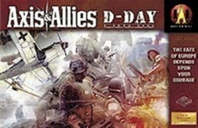 Avalon Hill Axis & Allies Dday Board Game