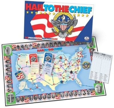 TaliCor Hail To The Chief Board Game