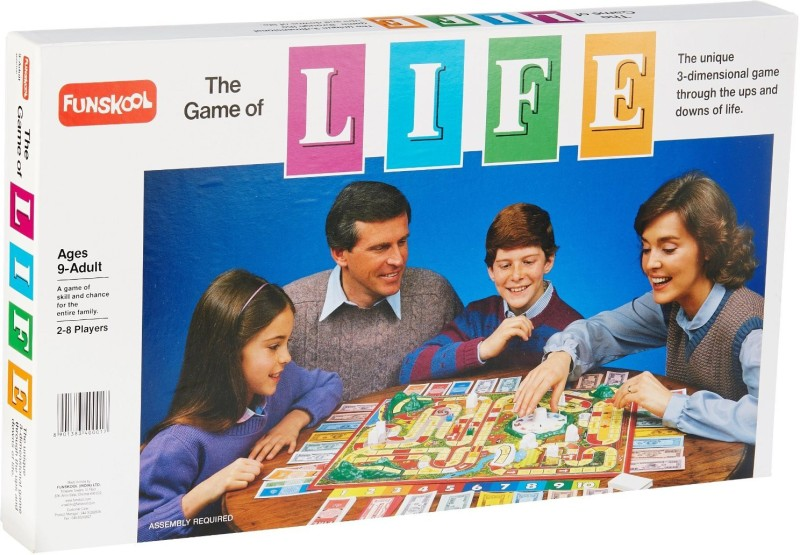 Funskool Game of Life Board Game