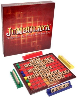 Legendary Games Jumbulaya Board Game