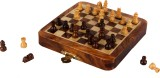 Hamleys Non Magnetic Wooden Chess set Bo...