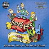 LunchBox Kids Activity Board Game Health...