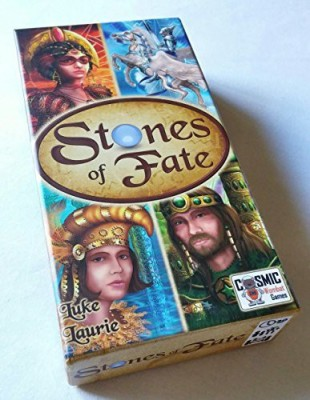 Cosmic Wombat Games Stones Of Fate Board Game