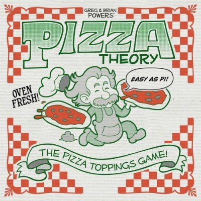 Gryphon Games Pizza Theory Board Game