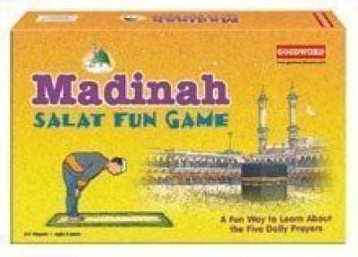Goodword Madinah Salat Fun Board Game