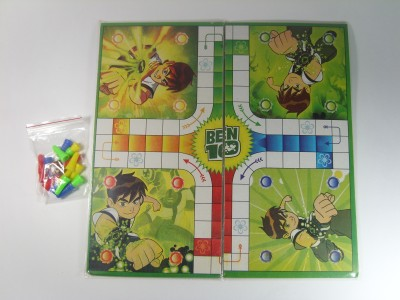 TRIFOI SNAKES & LADDERS Board Game