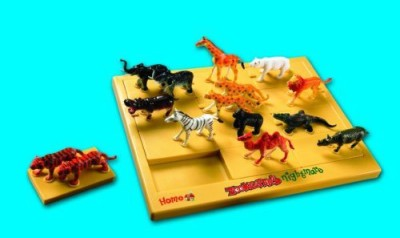 Educational Insights zookeeper's nightmare Board Game