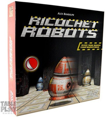 Z-Man Games Ricochet Robots Board Game