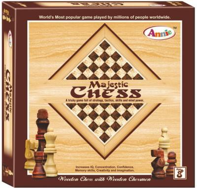 Annie Majestic Chess Board Game