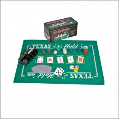 Smiledrive Texas hold ,em up poker playing set - casino games Board Game