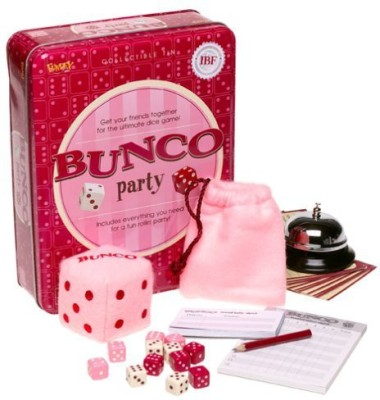 Fundex Bunco Party Pack Board Game