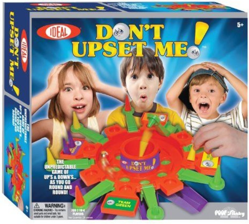Ideal Don'T Upset Me Board Game