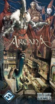 Fantasy Flight Games Arcana Board Game