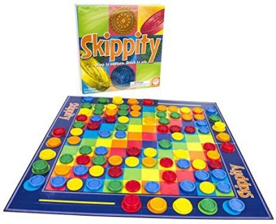 MindWare Skippity Family For Ages 5 And Up Board Game