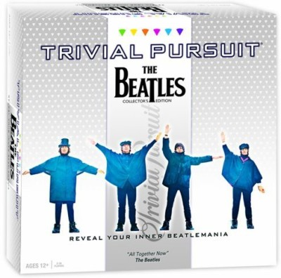 USAopoly Trivial Pursuit Beatles Board Game