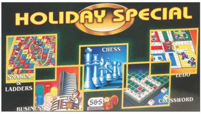 Ajanta Holiday Special Big Board Game
