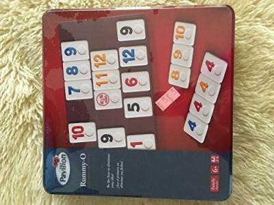 Pavilion Rummyo Tin Edition Board Game