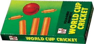 United Toys Fold-Away Magnetic World Cup Cricket Board Game