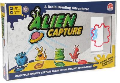 MadRat Games Alien Capture Board Game