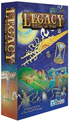 Floodgate Games Legacy Gears Of Time Board Game