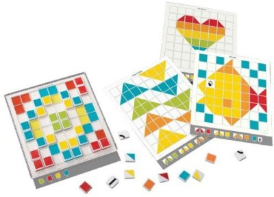 Educational Insights Picture Perfectdesign Tiles Board Game
