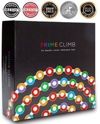 Math for Love Prime Climb Board Game