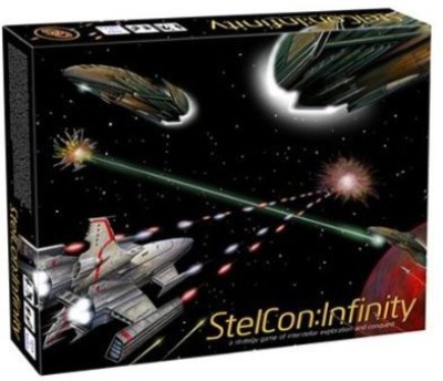 Conquest Gaming Stelcon Infinity Board Game