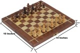 THW Non Magnetic Chess Board Game