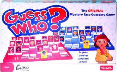 Funskool Guess Who? Board Game