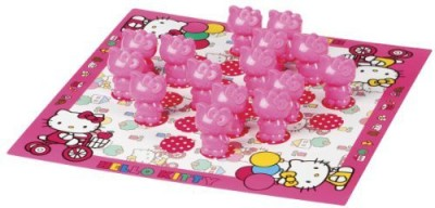 Toysmith Hello Kitty Match And Win Board Game