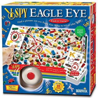 University Games I Spy Eagle Eye Board Game