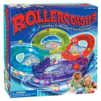 International Playthings Roller Coaster Board Game