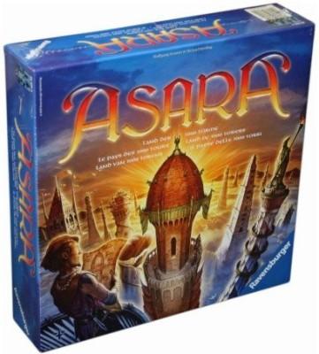 Ravensburger Asara Family Board Game