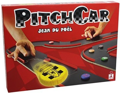 Ferti Pitchcar Board Game