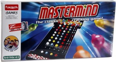 Funskool Master Mind The Classical Code Cracking Game Board Game