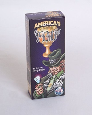 Inappropriate Gaming America,S Next Top Pimp Board Game
