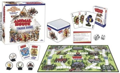 USAopoly Animal House Trivia Board Game