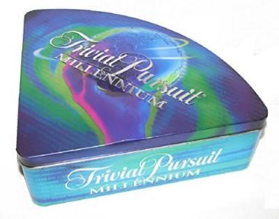 Hasbro Trivial Pursuit Millennium Edition Board Game